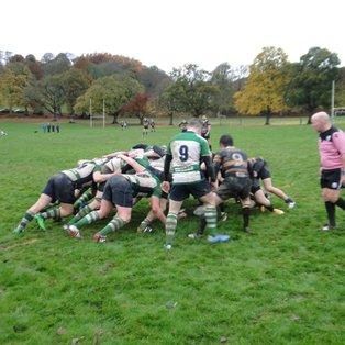 Hawick Quins v Dunbar