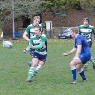 Hawick Linden RFC  v Dunbar RFC