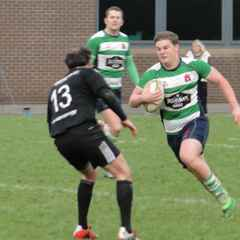 Dunbar lose out away at Forresters.