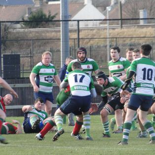 Dunbar RFC  v Dalkeith RFC