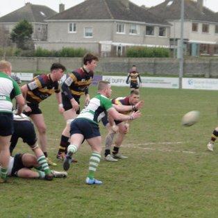 Skerries RFC  v Dunbar RFC