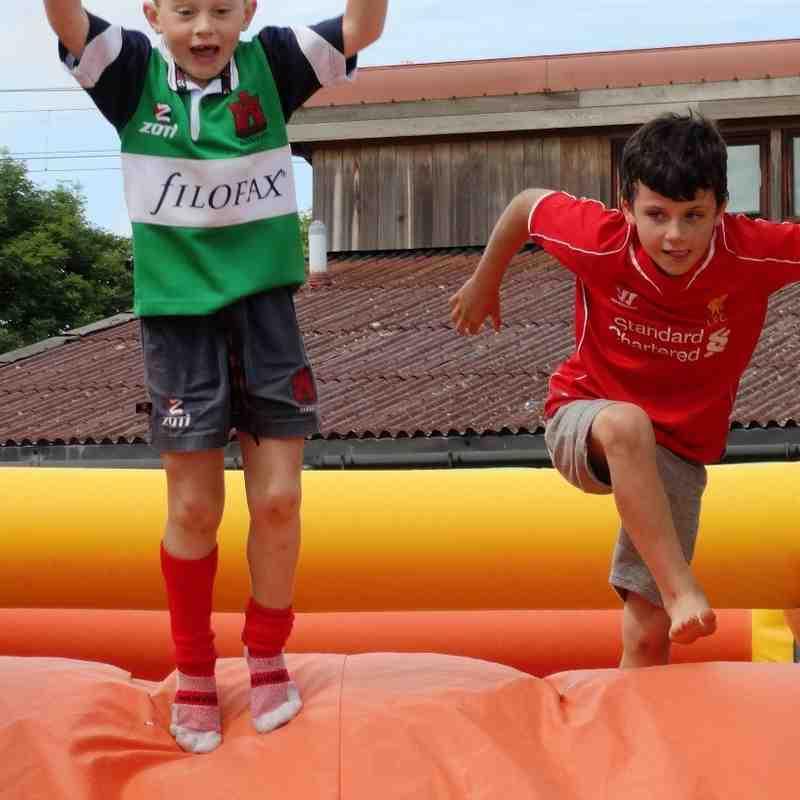 Dunbar RFC Summer Camp 2016 Day 3