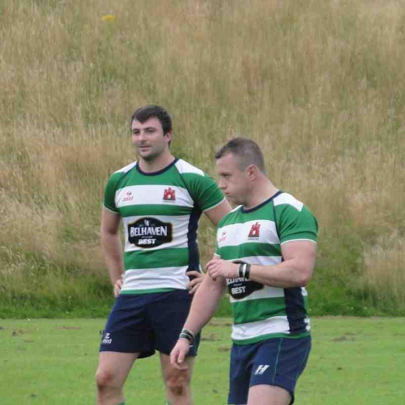 Leith RFC v Dunbar RFC 06-09-2016
