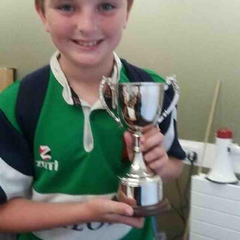 Dunbar Primary 7 Tag festival winners 2016
