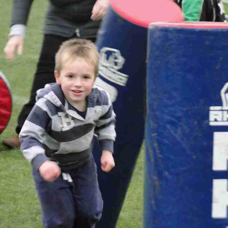 Dunbar RFC Mini Rugby