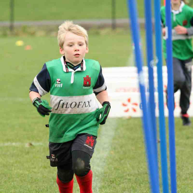 Tough Kidder 2016 - Andy Napier
