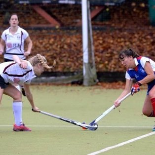 Ladies 1s maintain unbeaten record