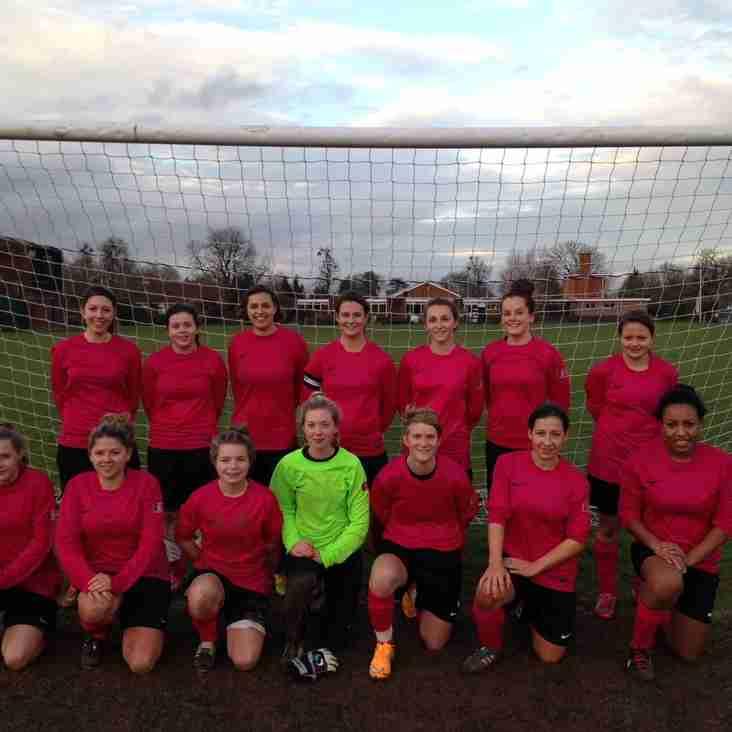 Wycombe Ladies secure League Cup quarter-final spot