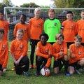 U12s League Trophy 2nd round - Mayfly Tigers 7 Kings Heath Warriors 2