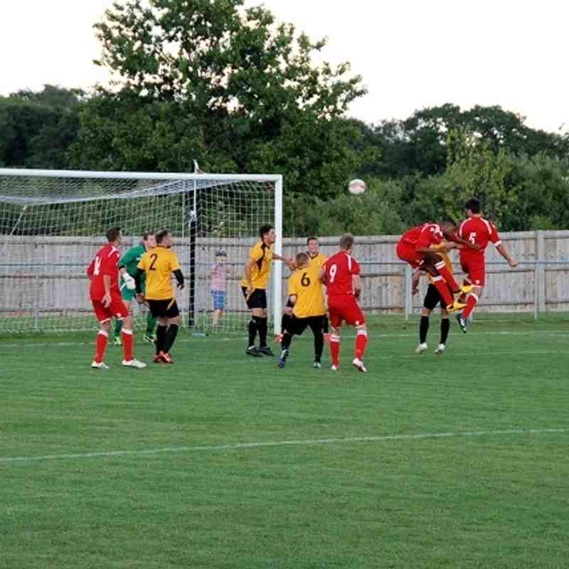 Haverhill Rovers v Stanway Rovers