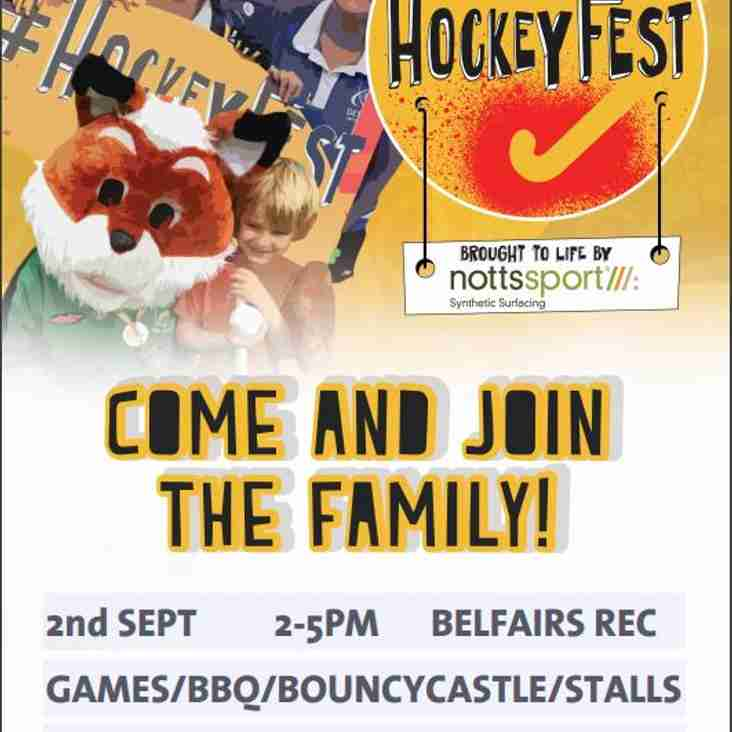 HockeyFest Family Club Day