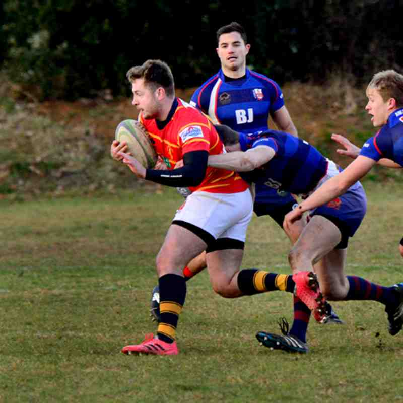 2nd XV vs Isle of Wight RFC 2nd XV