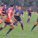 Sandown & Shanklin Defeat Isle of Wight, in a Muddy Derby Game