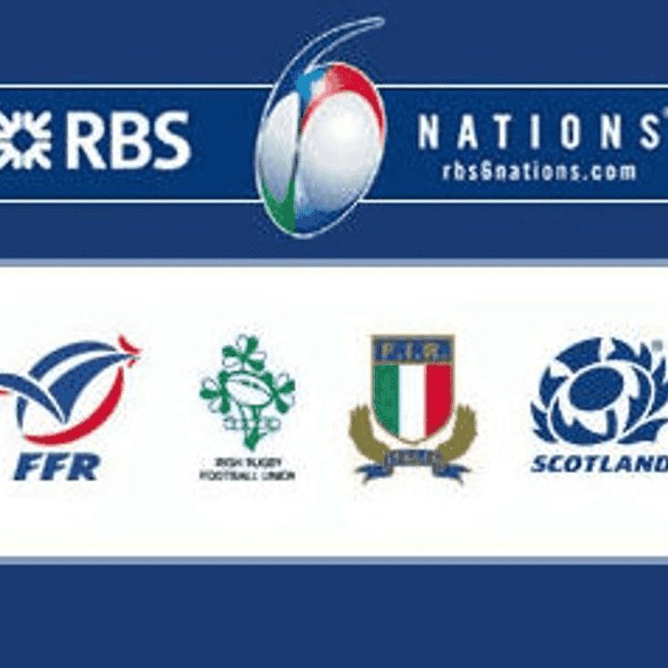 Six Nations 2019 - International Tickets