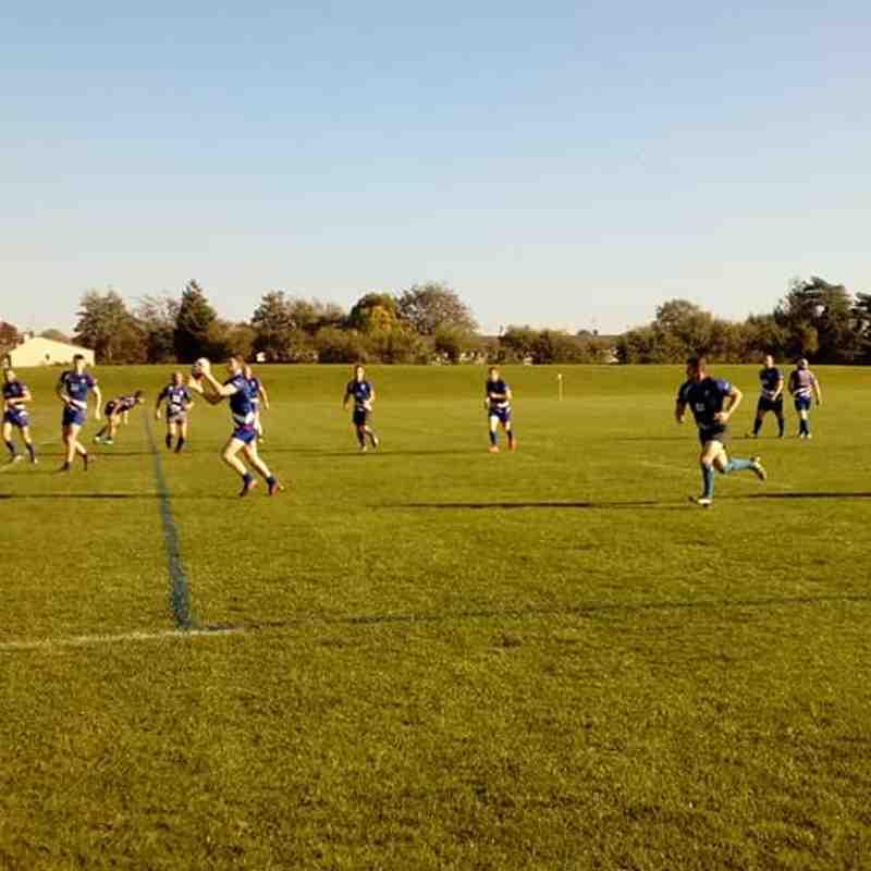 SSRFC 2nd XV vs Southampton RFC 2nd XV