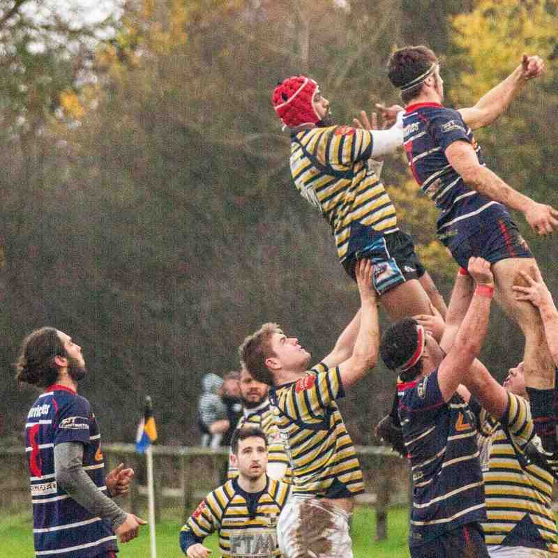 SSRFC vs Purley John Fisher RFC - Junior Vase 2018