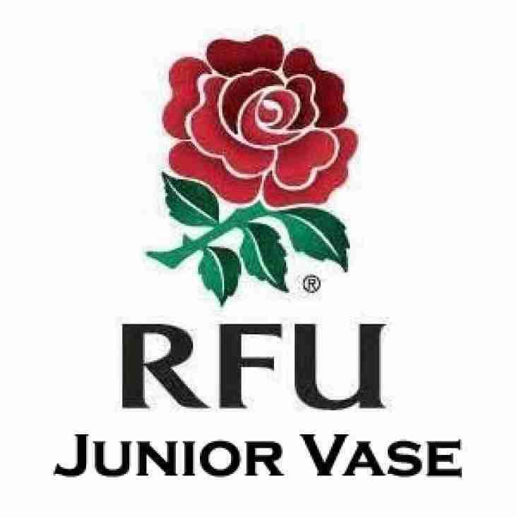 Junior Vase - Third Round