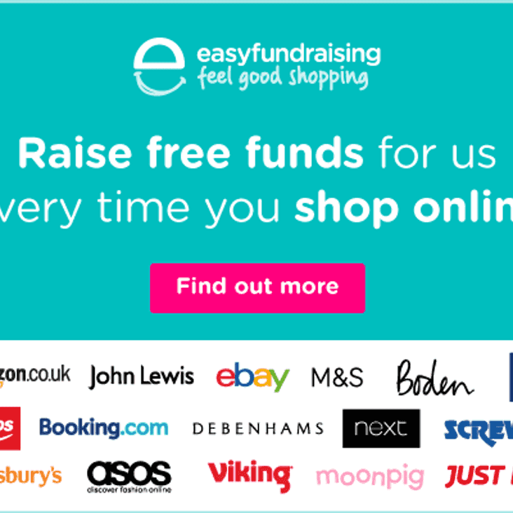 SSRFC are now on easyfundraising