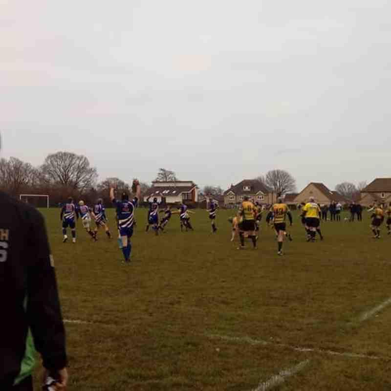 SSRFC 2nd XV vs Locksheath Pumas 2nd XV