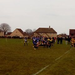 SSRFC 2nd XV vs Locksheath Pumas 2nd XV