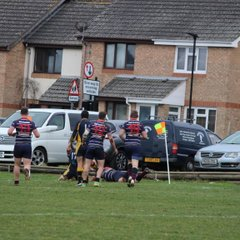SSRFC 1st XV vs Basingstoke RFC - 12/01/2019