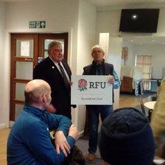 SSRFC RFU Accreditation Presentation