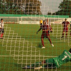 Action v Canterbury City (away), F.A.Vase Second Qualifying Round, 3/9/15.