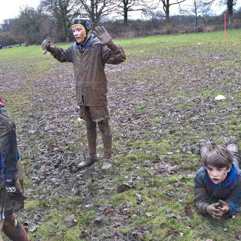 Muddy Training Feb 2016