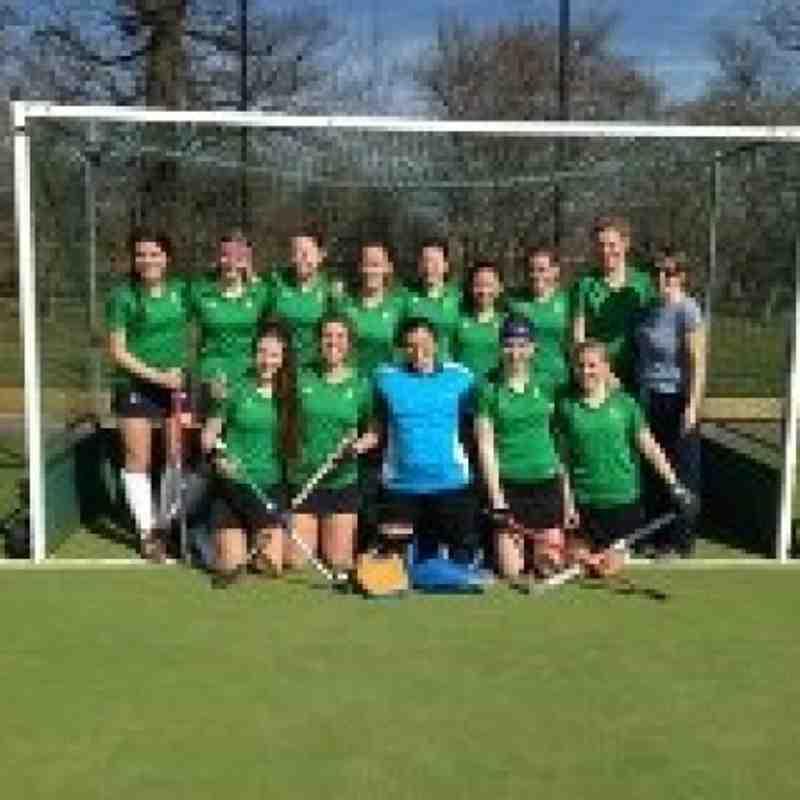 Lewes Ladies 2's