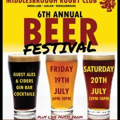 MRUFC Beer Festival
