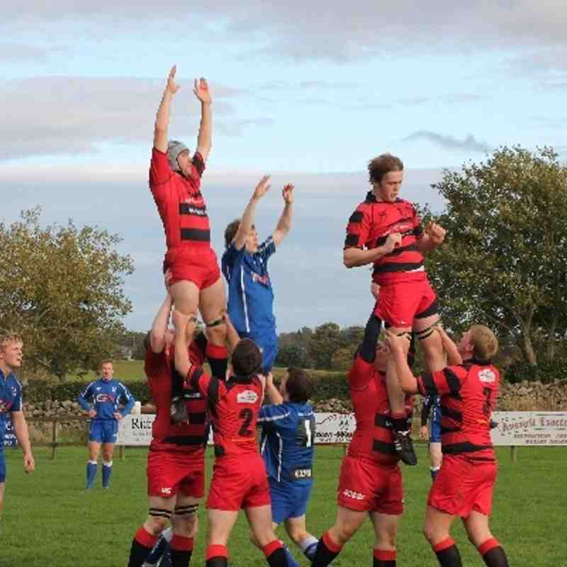 Duns vs Hawick Linden (27th Oct 2013)