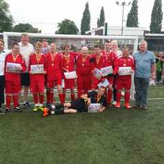 Dragons Win Cup Final Cup Shoot out