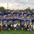 Start playing regular rugby for Haslemere !