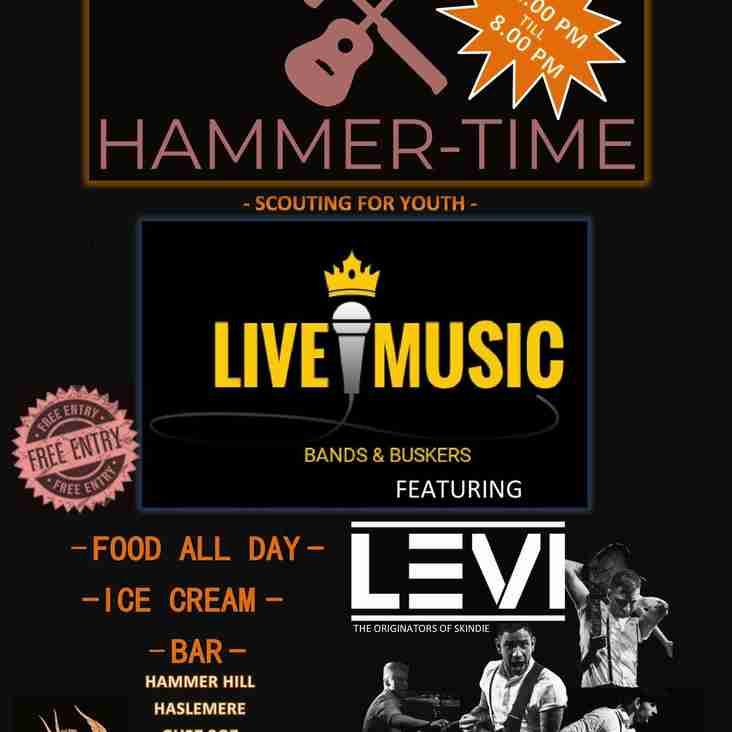 Haslemere at Hammer Time Festival