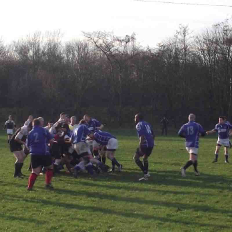 2ndXV v Crewe and Nant 28.01.2012 Des Pastore Memorial Day