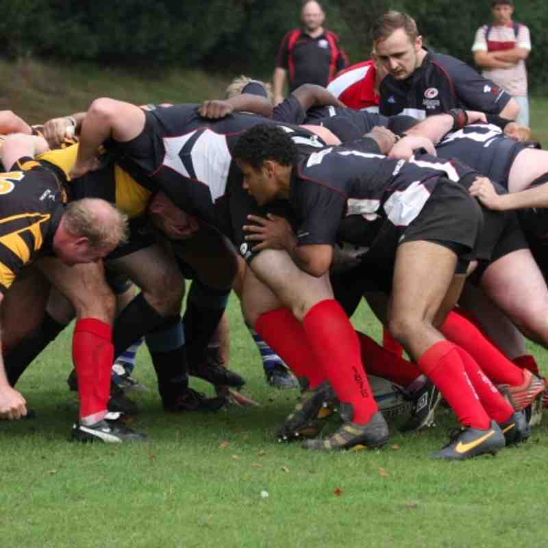 06.09.14 2XV CRUSADERS vs Haselmere (friendly)