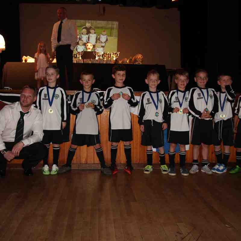 Presentation night photos (19/6/15)