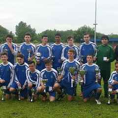 U17 ALPHA CLAIM THE BBDFL CHAIRMANS CUP...