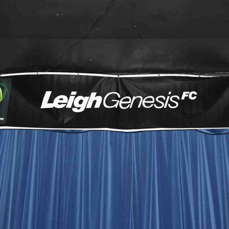 Leigh Genesis Presentation Night 18/6/16  U13S.U14S.U15S