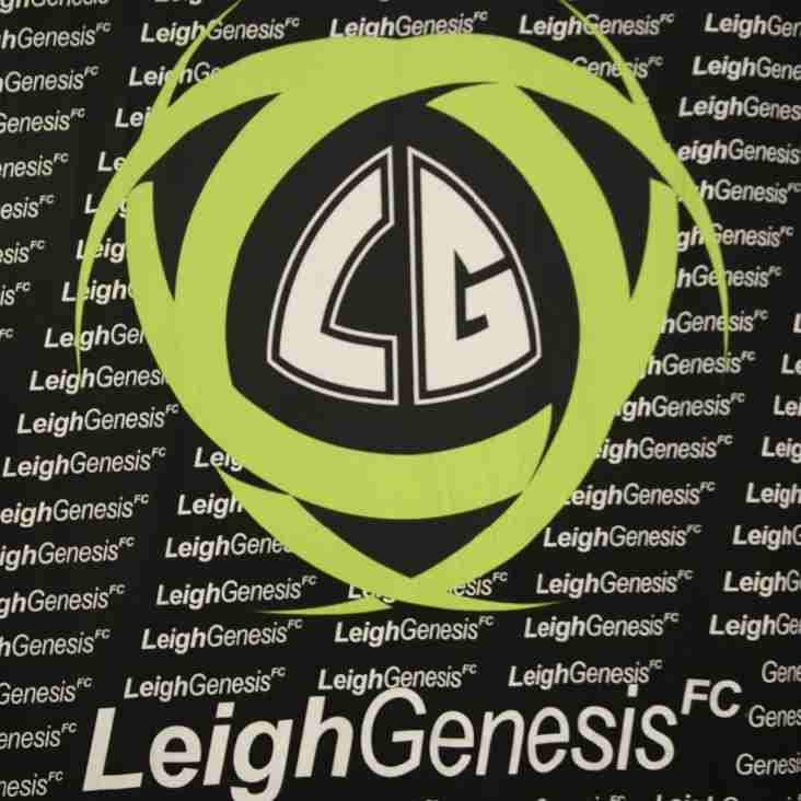 DATES FOR LEIGH GENESIS PRESENTATION NIGHTS CONFIRMED...