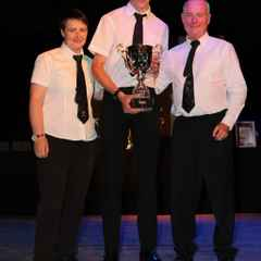 Leigh Genesis FC Major Awards 2015/16