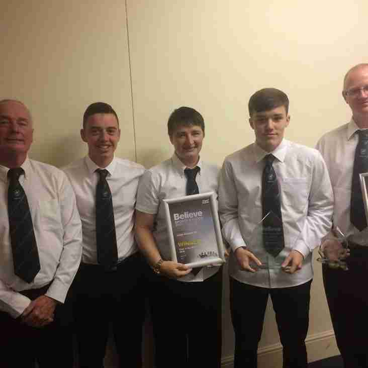 Wigan Believe Sports Awards Proves Successful For Genesis...
