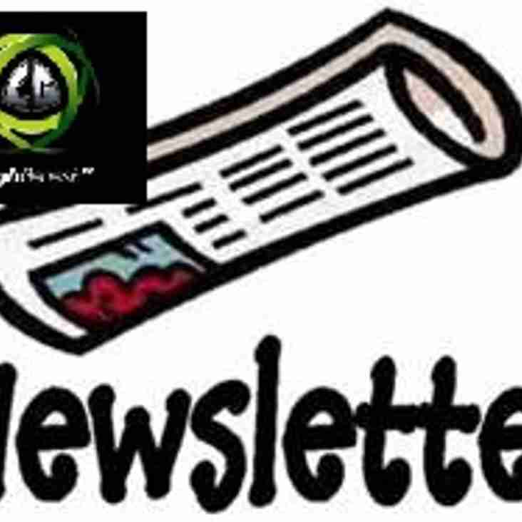 Leigh  Genesis Newsletter...