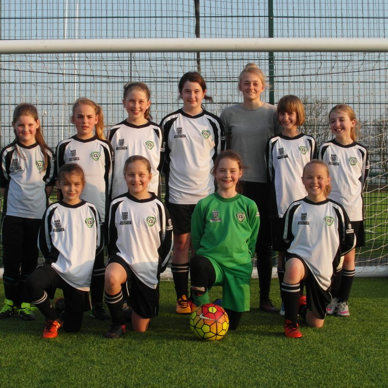 Big Night For Genesis U12 Girls...