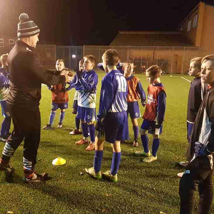 Head coach launches Genesis Development plan...