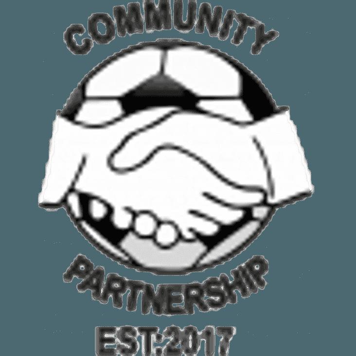 Community Partnership games off...
