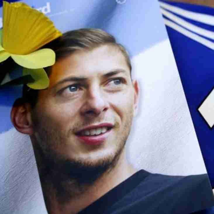 Leigh Genesis F.C Remembers Emiliano Sala...