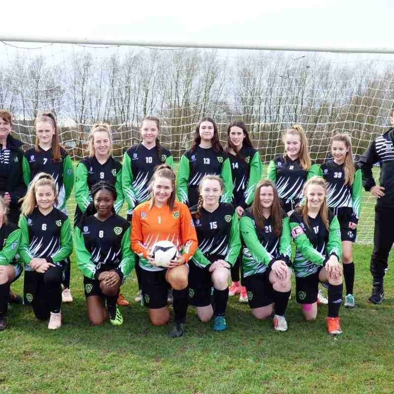 U14 Phoenix Girs v Altrincham Girls (2/3/19)