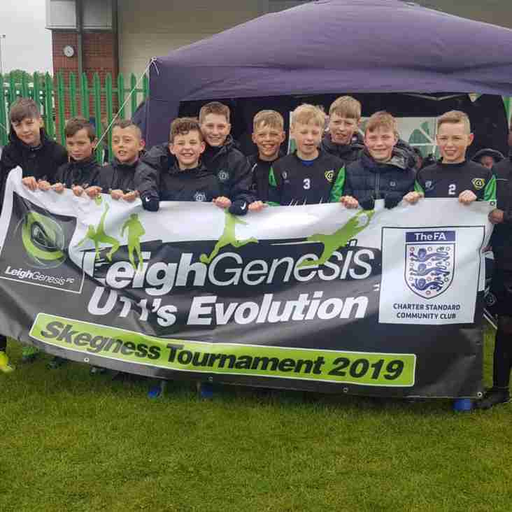 U11 Evolution Are into the cup Final...