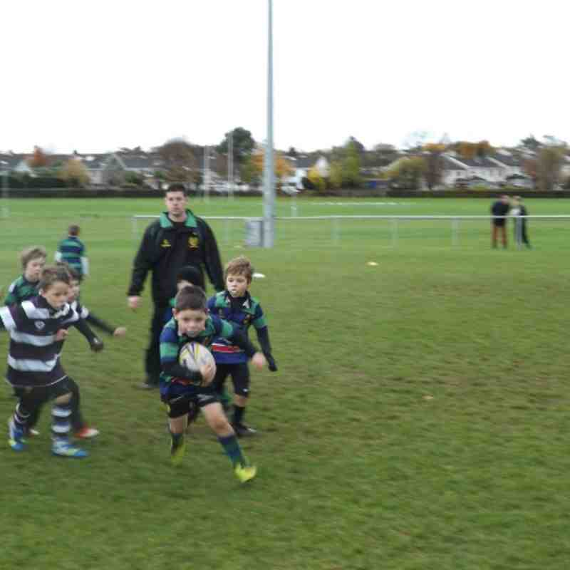 Seapoint U8's Vs DLSP and Terenure